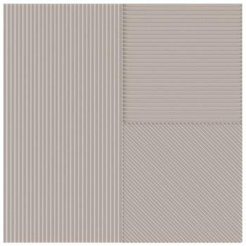 Lins Taupe 20x20